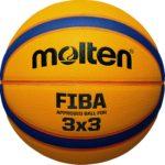 【3×3】ストリートバスケ3×3(スリーバイスリー)バスケの概要・ルールまとめ