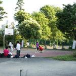 バスケ好き必見!!都内でバスケの練習できる公園 3選