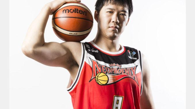 日本代表の大黒柱、太田敦也選手...