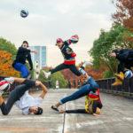 バスケットボールでダンス!?!?フリースタイルバスケの3つの魅力