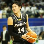 【NEWS】金丸晃輔、日本人選手初のリーグ通算1000得点