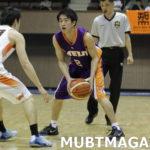 【Bリーグ NEWS】明治大の斎藤拓実が、アルバルク東京の特別指定選手として入団