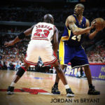 【NBA比較】マイケル・ジョーダン&コビー・ブライアン