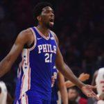 【NBA NEWS】ジョエル・エンビートが快挙を達成