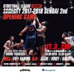 SOMECITY 2017-2018 SENDAI 2nd