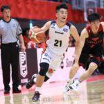 バスケの本場アメリカでの経験を日本の舞台でも発揮する、田渡凌選手の3つの魅力