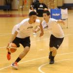 【NEWS】日本バスケ期待の星、15歳田中力が代表初合宿