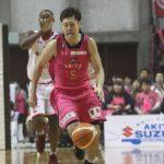 【Bリーグ NEWS】秋田ノーザンハピネッツが12連勝でストップ