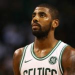 【NBA NEWS】カイリーアービングが顔面を骨折する