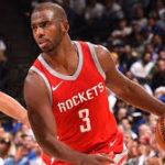 【NBA NEWS】今シーズン、クリスポールが出場した試合では9勝0敗という安定感を発揮