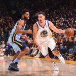 【NBA NEWS】主力選手含む5人欠場の中、ウォリアーズが10連勝をあげる【ハイライト動画】