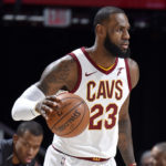 【NBA NEWS】レブロン・ジェームズがNBA史上、歴代6位の記録を達成