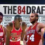 "【NBAドラフト1984】まさに""黄金世代""!?!?殿堂入り選手を多数輩出したNBAドラフト組"