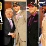 【NBAドラフト2009】モンスター級の選手を輩出したNBAドラフトメンバー5選