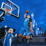 ディズニーとNBAによる夢のコラボレーション♪