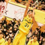 豊富な運動量でチームを大きく支える、間宮佑圭選手の3つの魅力
