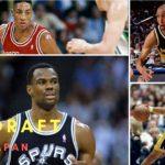 【NBAドラフト1987】ジョーダンと共にNBA界を牽引した、NBAドラフト組