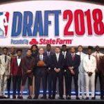 【NBA速報】2018年NBAドラフト発表~1位ディアンドレエイトン~