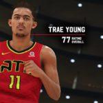 【NBA2K19】NBAドラフト2018にて入団した選手たちの能力値