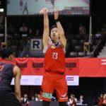 【Bリーグ選手名鑑】驚異のバスケ一家で育った生粋の3Pシューター~田渡修人~