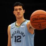 【NBAニュース】渡邊雄太がグリズリーズユニホームを披露