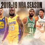 【NBAニュース】NBA2018-2019年シーズン開幕