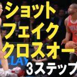 【NBA選手に学ぶ】NBAで多用されているムーブ~ショットフェイククロスオーバー~
