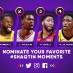 【NBA不名誉賞】2018年シャッキインフールエピソード紹介3-5~Shaqtin' a Fool~