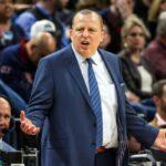 【NBA速報】ミネソタ・ティンバーウルブズのトム・シボドー氏が解雇