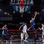 【NBA速報】渡邊雄太選手が自己最多記録の10点を決める!