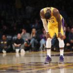 【NBAニュース】レブロン・ジェームス出場規制をレイカーズと同意か!