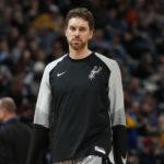 【NBAニュース】ベテランプレイヤーのパウ・ガソルが移籍