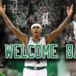 【NBAニュース】エモい!ボストンセル・ティックスがアイザイア・トーマスに捧げた感謝