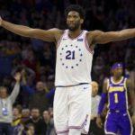 【NBAプレーオフ2019】フィラデルフィア・76ers vsブルックリン・ネッツ