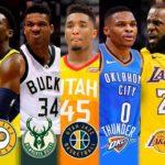 【NBAニュース】2019年シーズン選手グッズ&ユニホーム販売ランキング