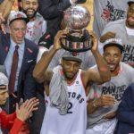 【NBA NEWS】トロント・ラプターズが史上初のNBAチャンピオンに