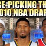 【NBAドラフト2010】NBA入団後に急成長を遂げたプレイヤー5選