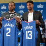 【2019-20年NBA戦力分析】ロサンゼルス・クリッパーズ