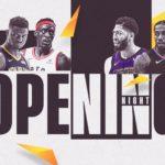 【NBAニュース】2019-2020年シーズンの日程発表