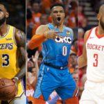 【NBAのお金】2019-20年シーズンのNBA選手の年俸ランキング~トップ10~