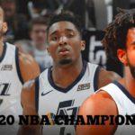 【2019-20年NBA戦力分析】ユタ・ジャズ