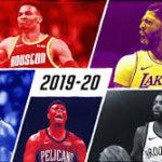 【NBAニュース】お待ちかね!!NBA2019-20年シーズンの開幕!注目チームは?