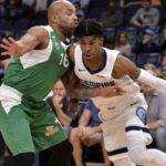 【NBA選手名鑑|ジャ・モラント】超攻撃型PGが才能を開花