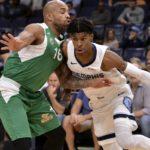 【NBA選手名鑑|ジャ・モラント】オフェンシブポイントガードが才能を開花