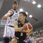 【Bリーグ|NEWS】大阪の伊藤達哉がBリーグ通算1,000得点達成