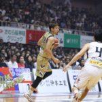 【Bリーグ|NEWS】琉球の岸本隆一がBリーグ通算2,000得点を達成