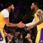 【NBAニュース】レブロン・ジェームスとアンソニー・デイビスがデュオで2試合連続70得点以上を記録