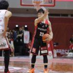 【Bリーグ|NEWS】大阪の畠山俊樹がBリーグ通算1,000得点を達成