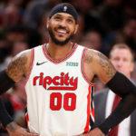 【NBAニュース】ポートランド・トレイルブレイザーズがカーメロ・アンソニーとの契約を保証