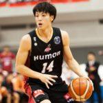 【Bリーグ|NEWS】大阪の橋本拓哉がBリーグ通算1,000得点を達成